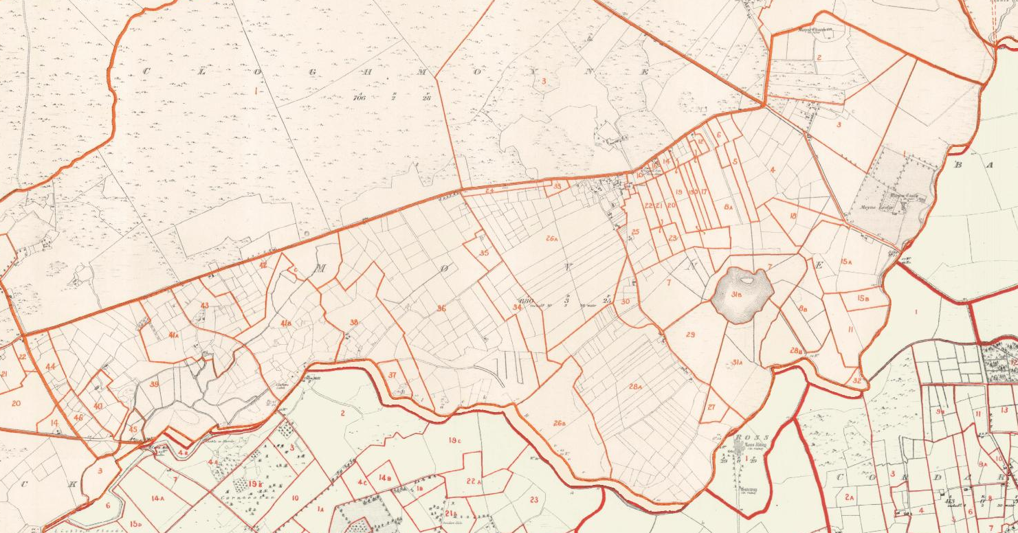 Moyne :: click for more detailed Town plan